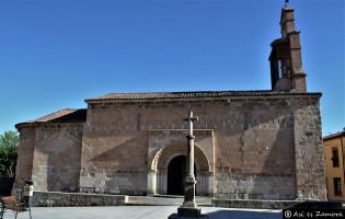 Iglesia de San Claudio Zamora