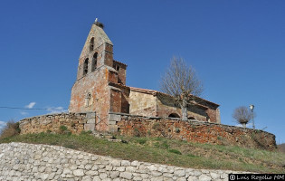 Iglesia San Cornelio y San Cipriano San Cebrián de Mudá