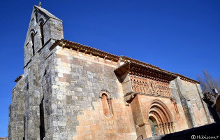 Iglesia de San Juan Bautista Moarves de Ojeda