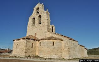 Iglesia de San Juan Bautista Valdeolmillos