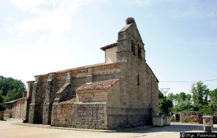Iglesia de San Juan Bautista Villavega de Aguilar