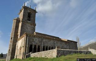 Iglesia de San Julián y Santa Basilisa Rebolledo de la Torre