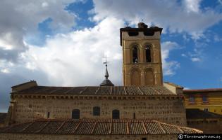 Iglesia de San Justo Segovia