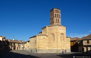 Iglesia de San Lorenzo Segovia