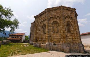Iglesia de San Lorenzo de Vallejo