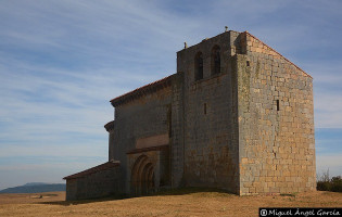 Iglesia de San Martín - Matalbaniega