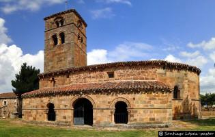 Iglesia de San Martín vizcaínos