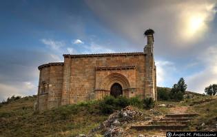 Ermita de Santa Eulalia Aguilar de Campoo