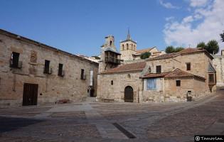 Iglesia de Santa Lucía Zamora