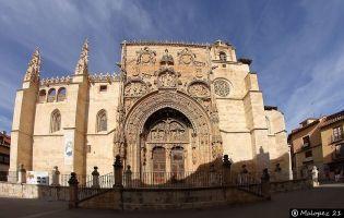 Iglesia Santa María de Aranda de Duero