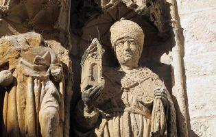 Conjunto escultórico en Aranda de Duero - Burgos
