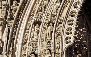 Qué ver en Aranda de Duero - Iglesia de Santa María la Real