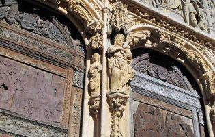 Iglesia gótica de Aranda de Duero - Burgos