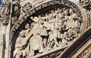 La Pasión de Cristo - Camino al Calvario - Iglesia de Santa María de Aranda de Duero