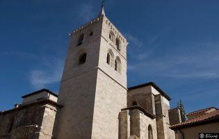 Torre románica Iglesia de Santa María - Aranda de Duero