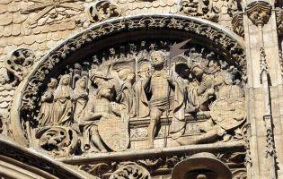 La Pasión de Cristo - La Resurrección - Iglesia de Santa María de Aranda de Duero