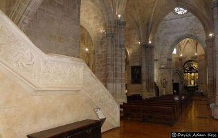 Estilo tardogótico - Iglesia de Santa María - Aranda de Duero