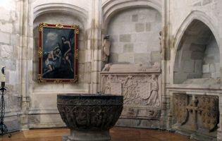 Estilo grutesco - Iglesia de Santa María - Aranda de Duero