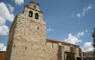 Iglesia de Santa María la Nueva Zamora