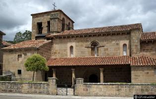Iglesia de Santa María la Real Cillamayor