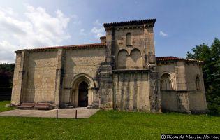 Románico Santa Maria de Siones