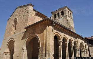 Iglesia de la Santísima Trinidad Segovia