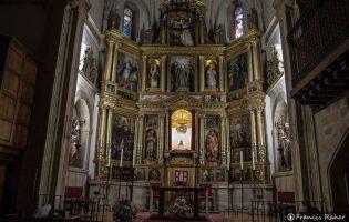 Interior - Iglesia de Santo Domingo - Soria