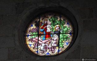 Vidrieras - Iglesia de Santo Domingo - Soria