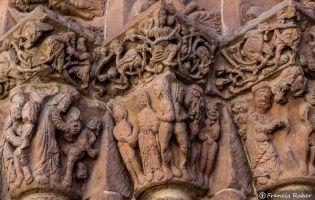 Capiteles - Iglesia de Santo Domingo - Soria