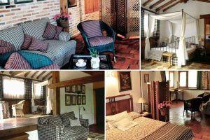 La Tejera de Fausto - Hotel rural en Santiuste de Pedraza