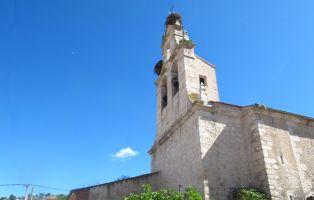Iglesia de Nuestra Señora de la Asunción - Laguna de Contreras