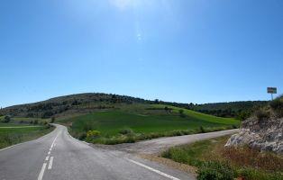 Senda del Monte - Laguna de Contreras