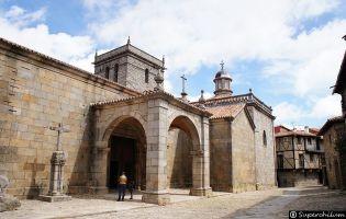 Iglesia - La Alberca