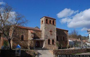 Iglesia - Serradilla del Arroyo