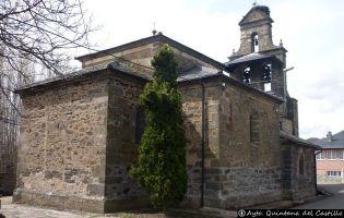 Iglesia de Quintana del Castillo
