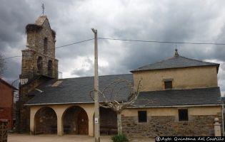Iglesia de Villameca
