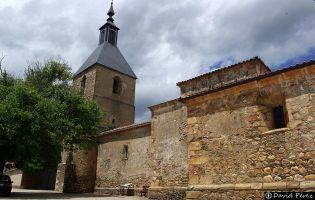 Iglesia de La Garandilla