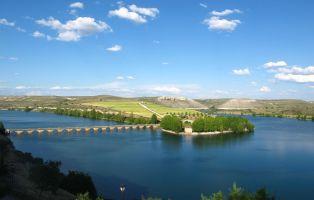 Embalse de Linares del Arroyo - Maderuelo