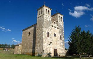 Ermita de Castroboda - Patrona de Maderuelo
