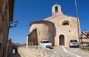 Iglesia de Maderuelo - Iglesia Palacio de San Miguel