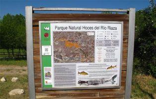 Parque Natural de las Hoces del río Riaza - Maderuelo