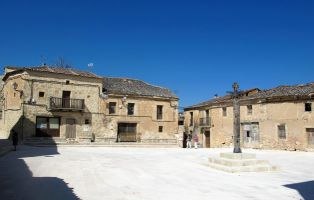 Plaza de Santa María - Maderuelo