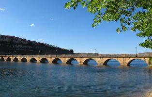 Puente sobre el Embalse de Linares - Maderuelo