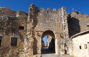 Puerta o Arco de la Villa de Maderuelo
