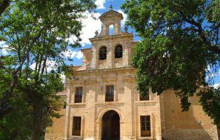Iglesia del Santuario de Nuestra Señora del Milagro de Hornuez