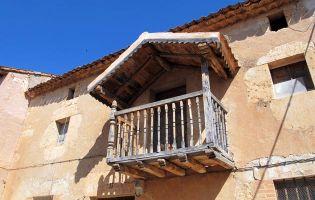 Arquitectura popular Maderuelo