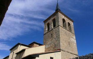 Iglesia de Santa María - Mansilla de las Mulas