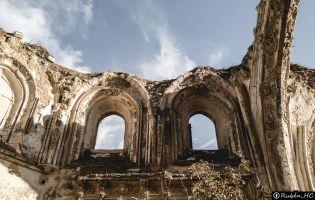 Ruinas Cartuja de Aniago