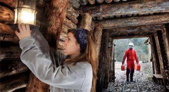 Visita Complejo Minero de Puras de Villafranca