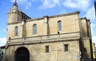 Iglesia de Santa María - Miranda de Ebro